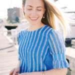 Nautical Stripes: The Perfect Blue & White Tops