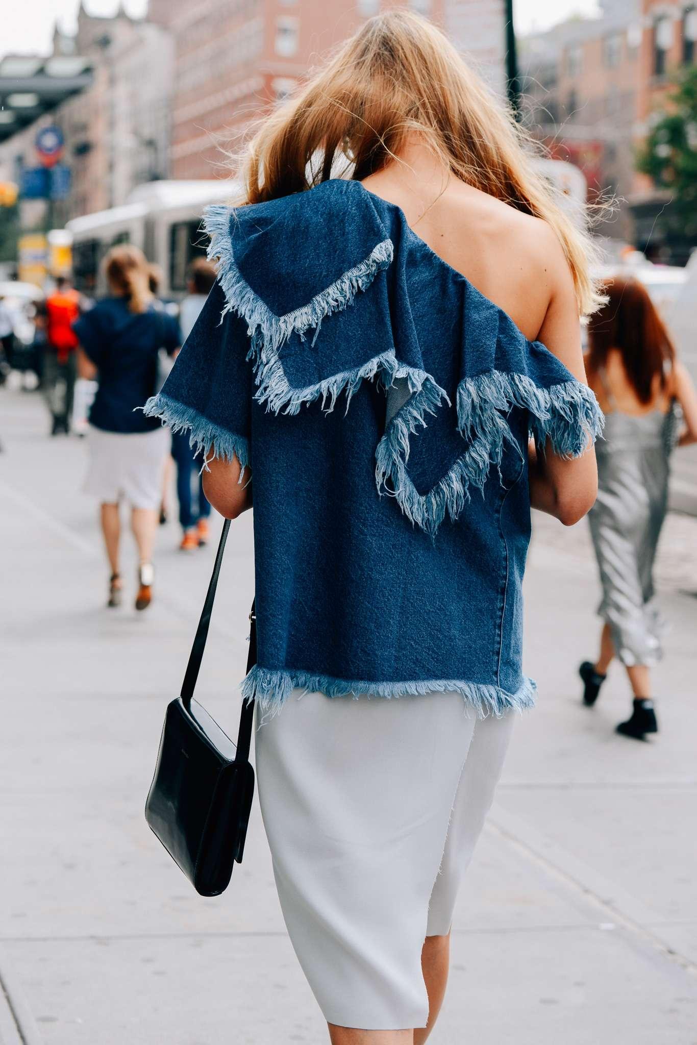 SS15 New York Womens Street Style