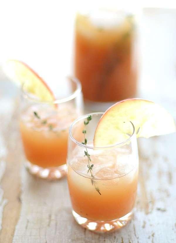 Cider Rum Punch