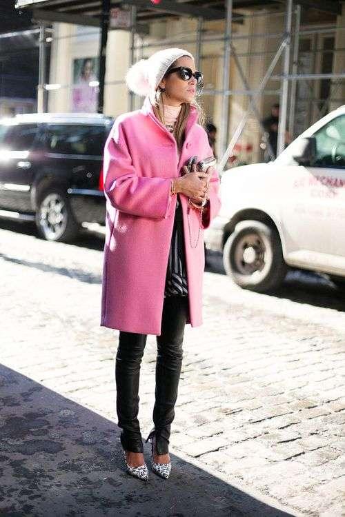 Pink Coat 8