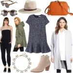 Los Angeles Winter To Spring Wardrobe Picks