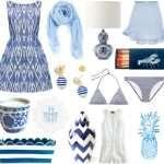 Blue & White Summer Essentials