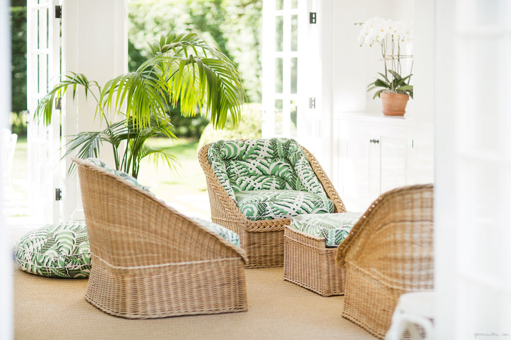 Aerin Lauder Hamptons House on Rhyme & Reason