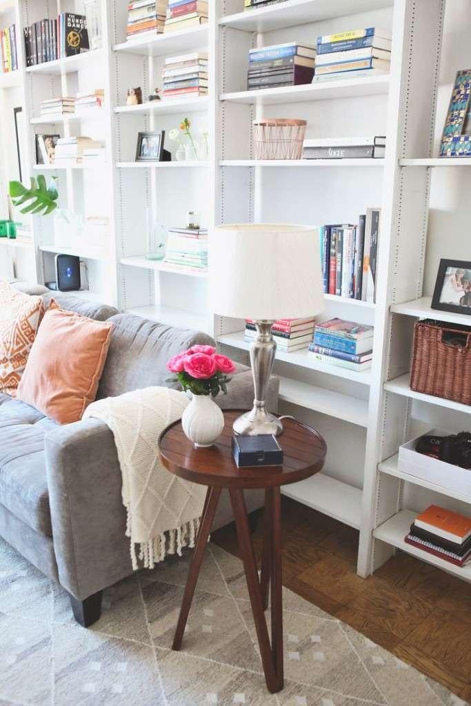Bookshelf Styling on Rhyme & Reason