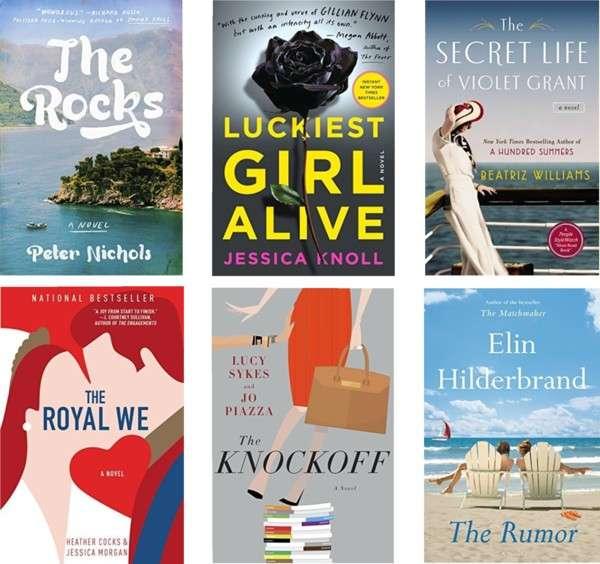Rhyme & Reason's Summer Reading List