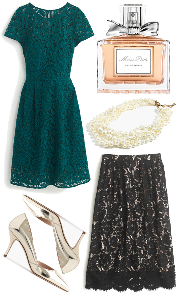 A Roundup of What to Wear to A Fancy Thanksgiving on Rhyme & Reason