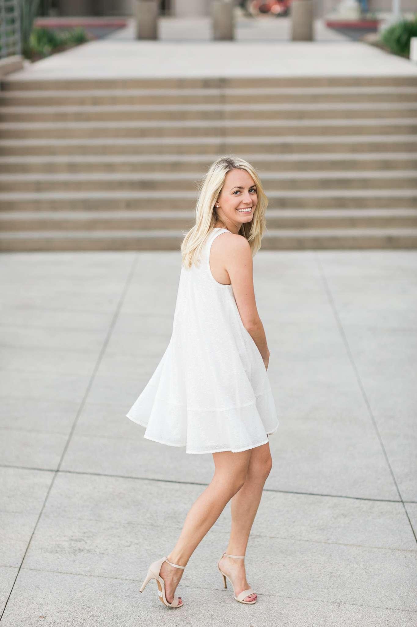 2019 year for women- Conrad Lauren sequin dress pictures