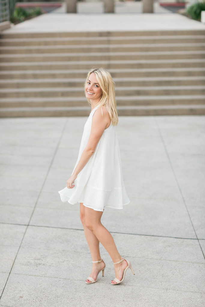 Sequin Party Dress by LC Lauren Conrad on Rhyme & Reason Fashion Blog