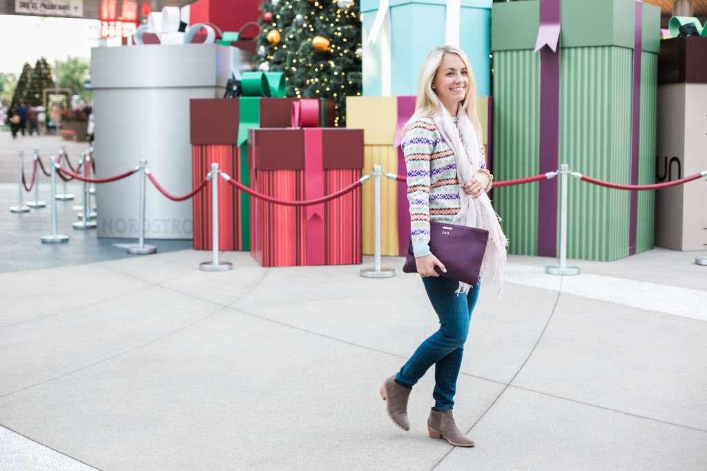 J.Crew Fair Isle Sweater on Rhyme & Reason Fashion Blog