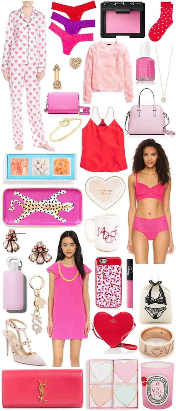 Valentine's Day Gift Ideas on Rhyme & Reason Fashion Blog