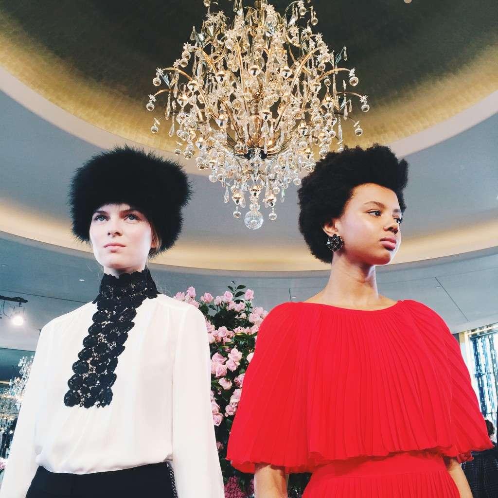 Kate Spade F/W 16 NYFW on Rhyme & Reason Fashion Blog