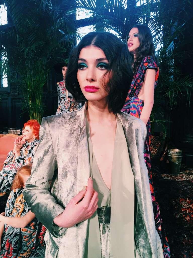 Mara Hoffman F/W 16 NYFW on Rhyme & Reason Fashion Blog