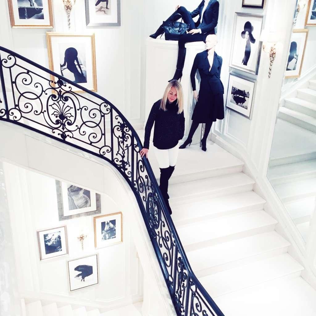 NYFW Pitstop at Ralph Lauren on Rhyme & Reason Fashion Blog