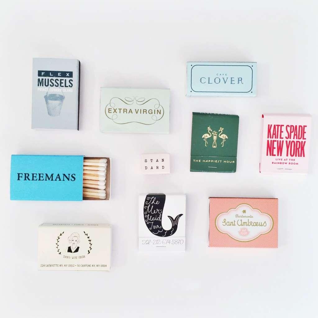New York City Matchboxes at NYFW on Rhyme & Reason Fashion Blog
