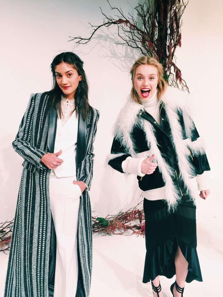 Rachel Zoe F:W 16 NYFW on Rhyme & Reason Fashion Blog