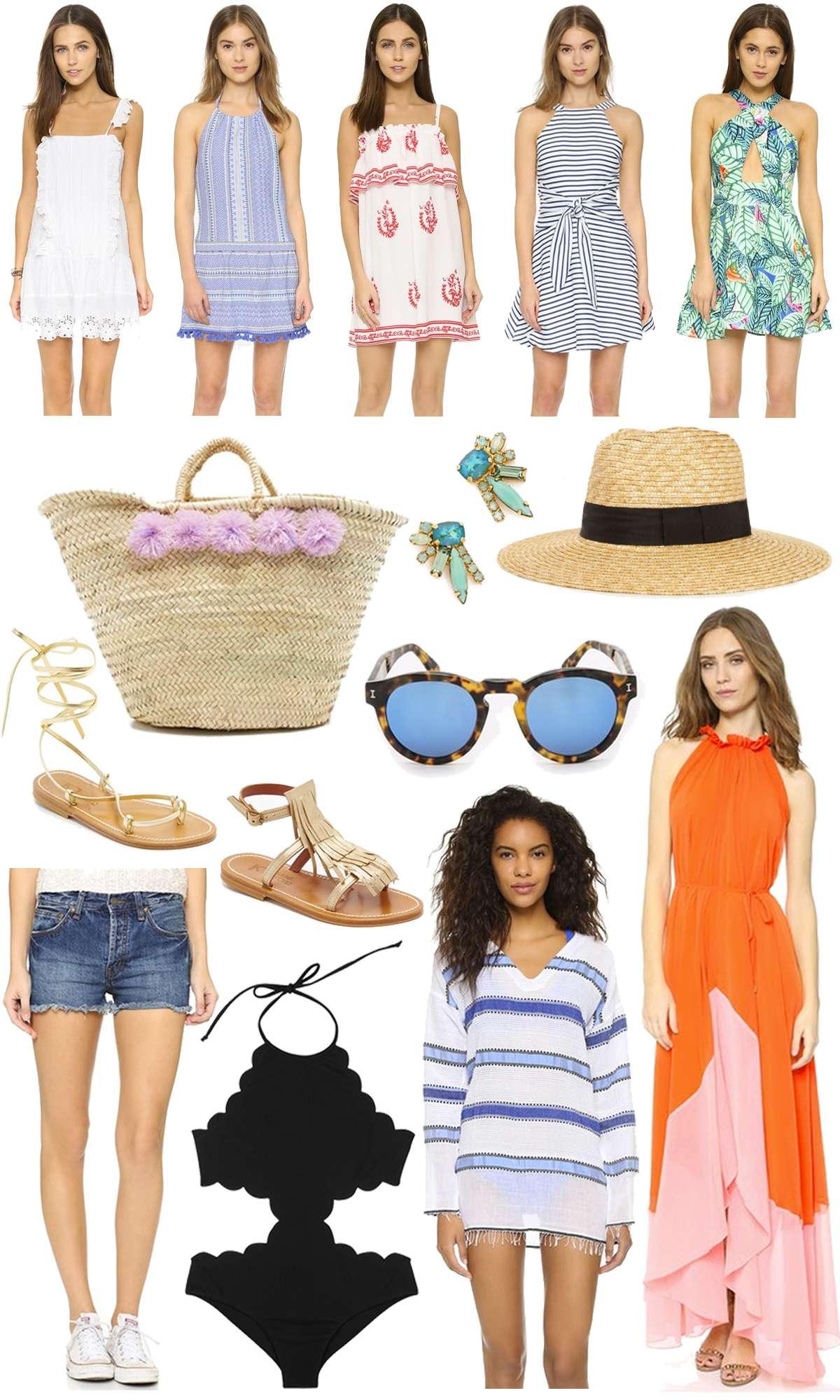 Shopbop Spring Sale: Beach Vacation