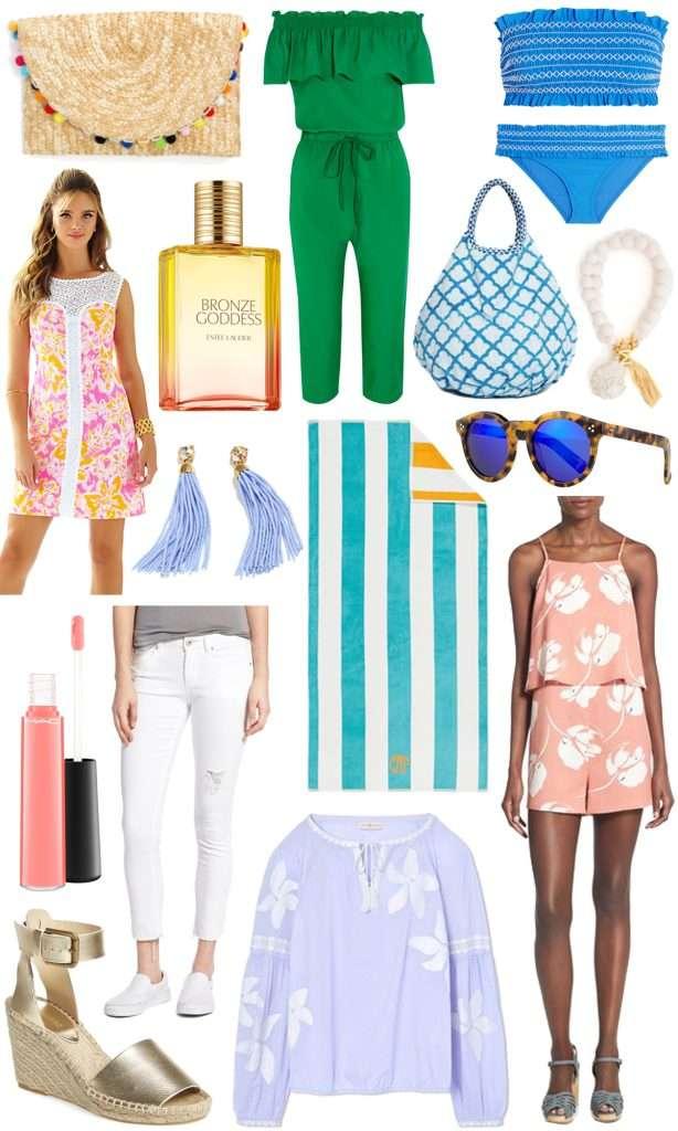 Miami Packing Guide Spring Break on Rhyme & Reason