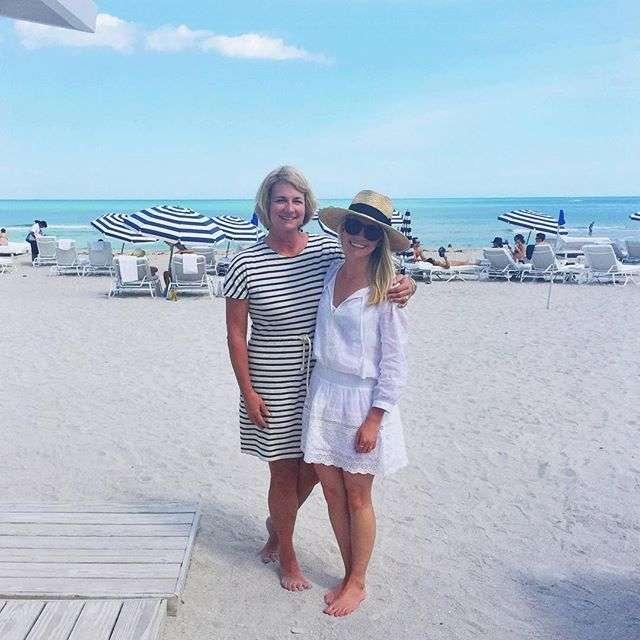 Mother Daughter Miami Trip on Rhyme & Reason Fashion Blog