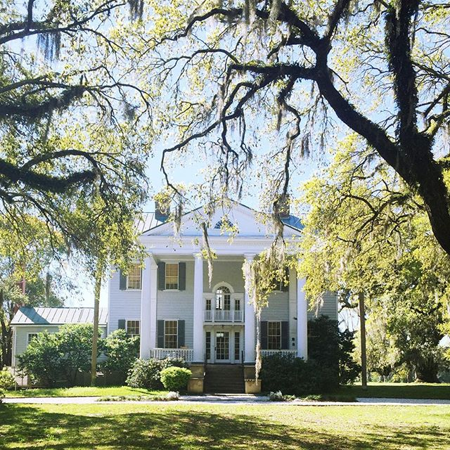 McLeod Plantation in Charleston South Carolina on Rhyme & Reason Blog