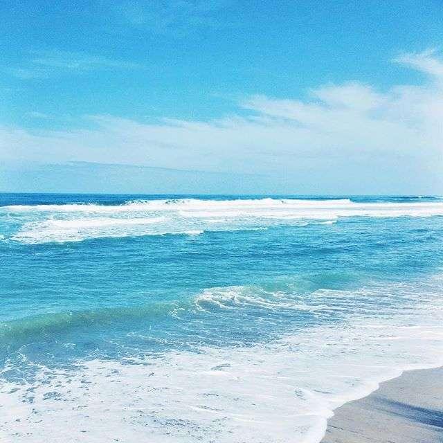 Del Mar Beach on Rhyme & Reason