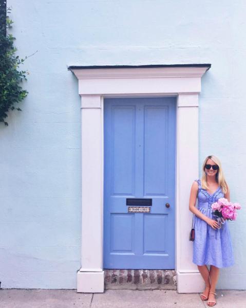 Shade of Blue in Charleston on Rhyme & Reason