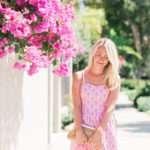 Pink Shell Dress