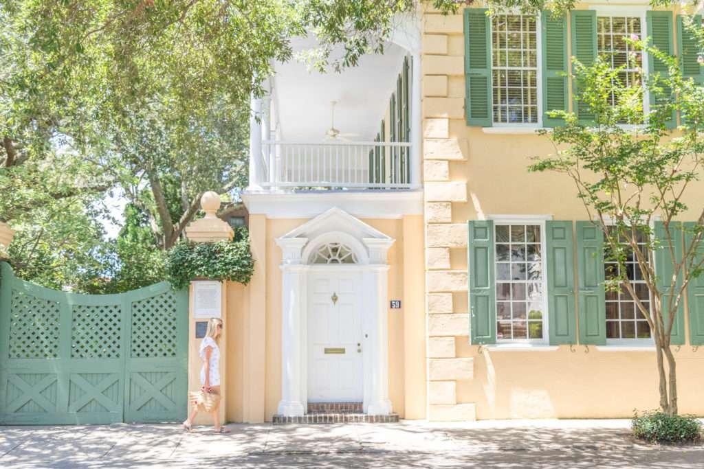 Club Monaco Romper in Charleston