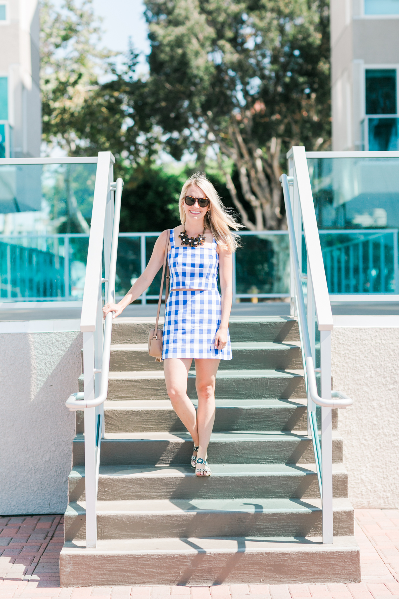 Gingham Outfit on Rhyme & Reason
