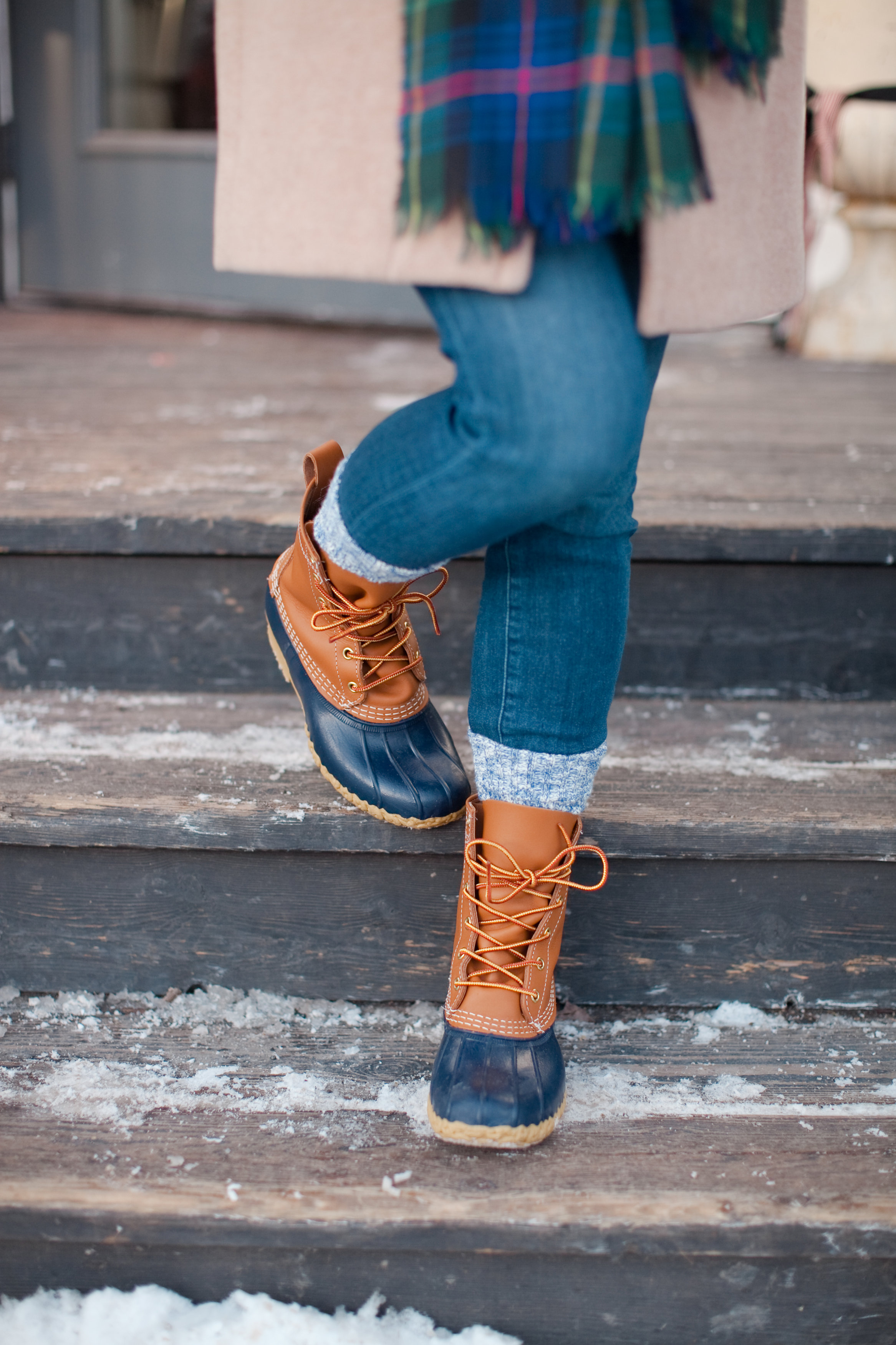 4618cd5c05a L.L. Bean Boots Style Guide + How to Wear the Iconic Boot