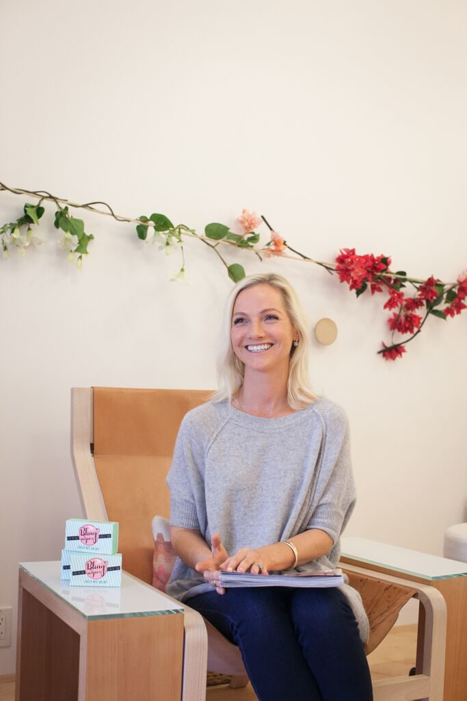 Rhyme & Reason Interview Sitting Pretty With Ellie Richardson of Bling Wipes