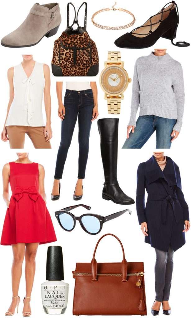 Fall Fashion Wish List on Rhyme & Reason