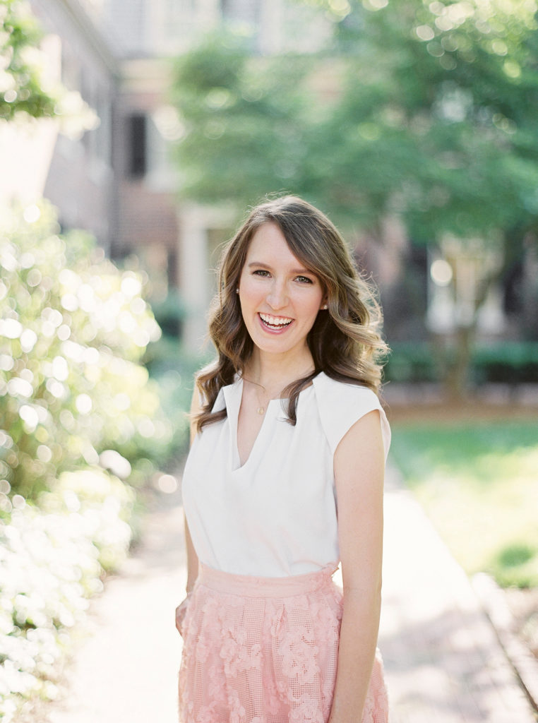 Sitting Pretty With Emily Thomas of Southern Weddings on Rhyme & Reason