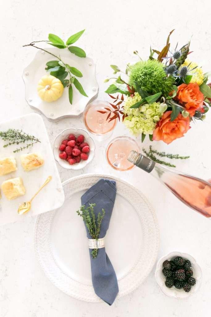 Thanksgiving Dinner on Rhyme & Reason