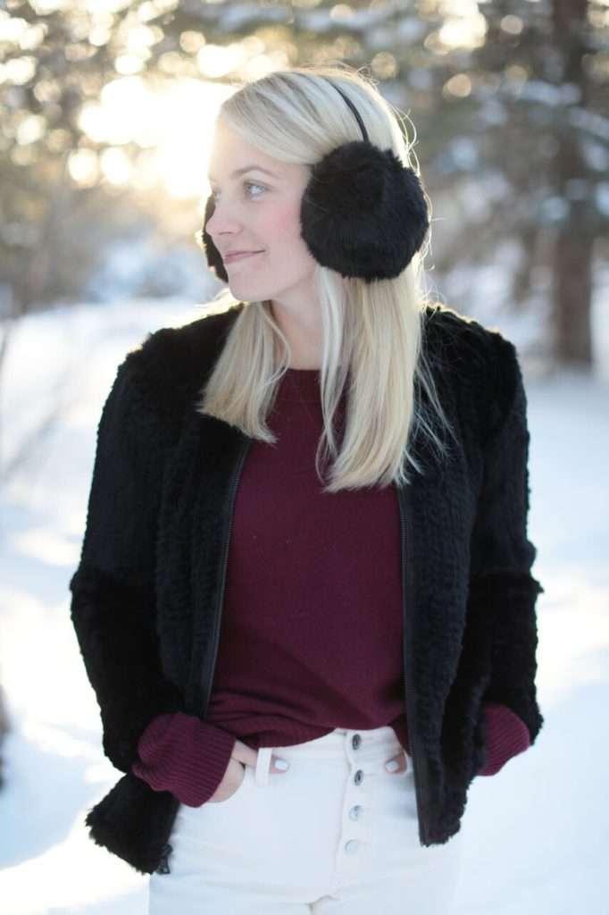 Earmuffs in a Winter Wonderland on Rhyme & Reason