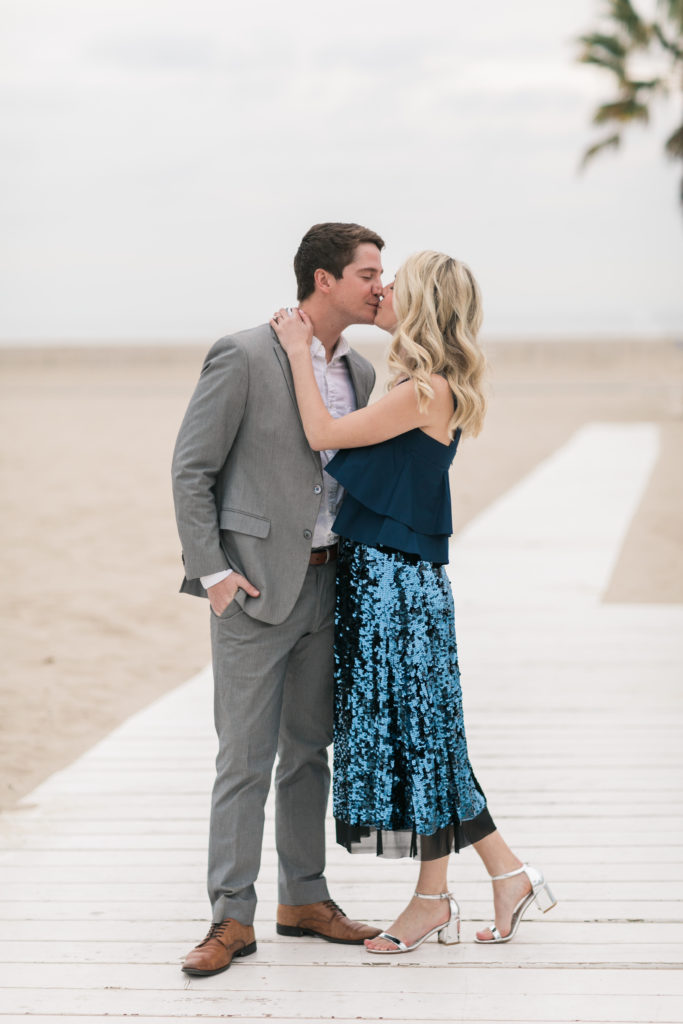 Wedding Wednesday: Our Engagement Party