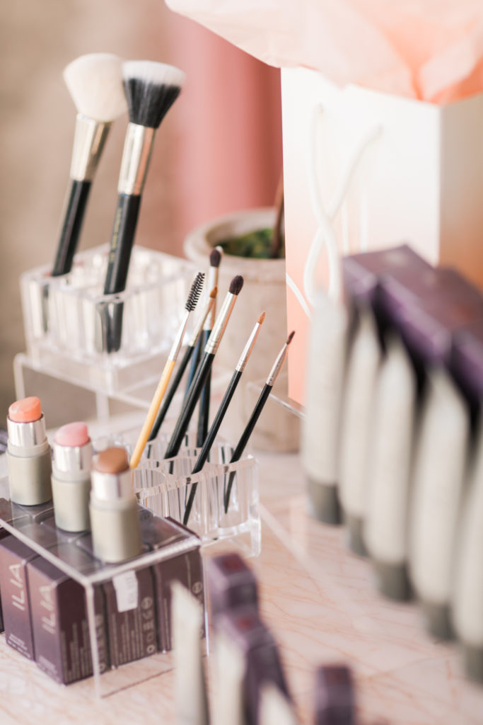 Wedding Wednesday Bridal Makeup on Rhyme & Reason