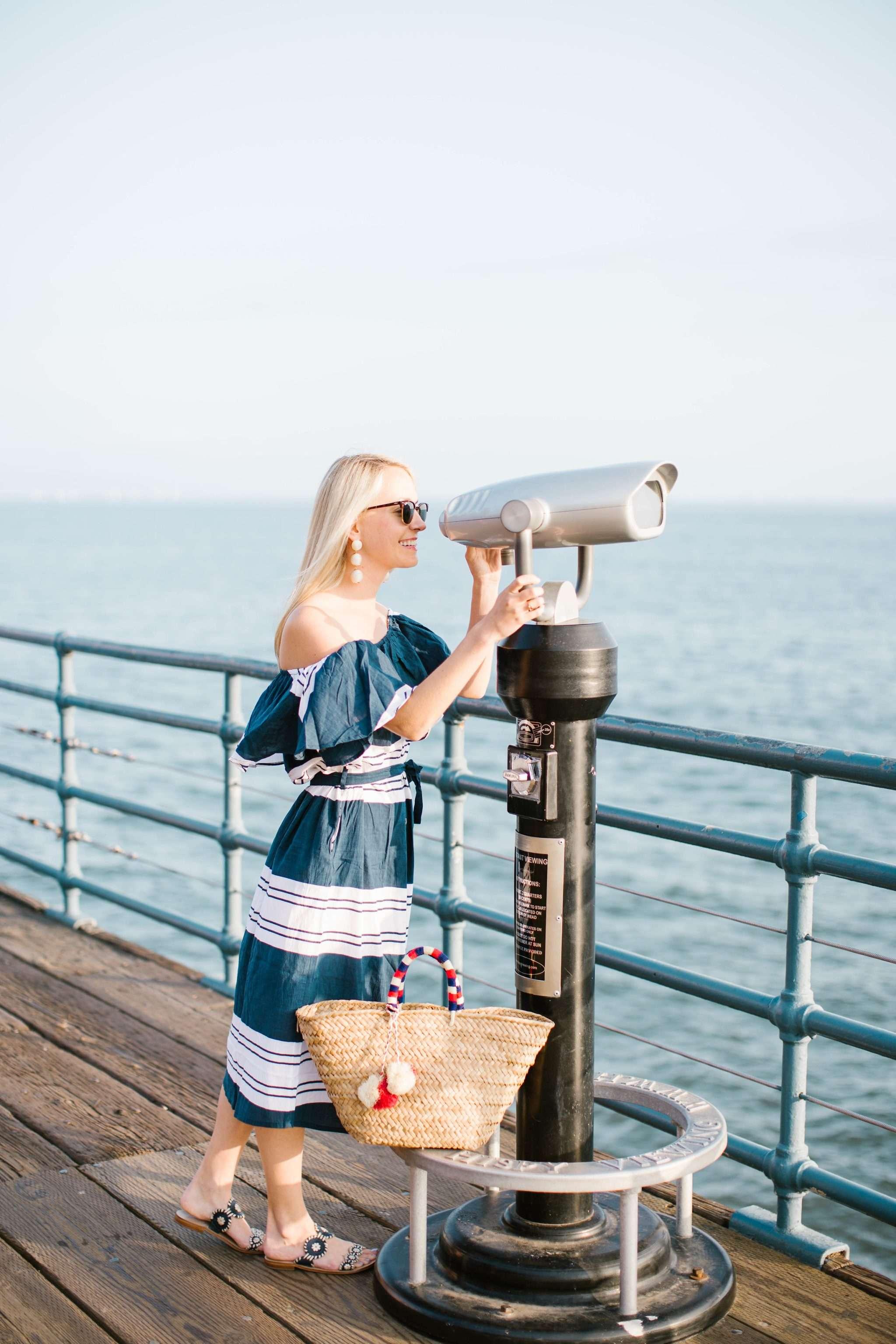 Summer Essentials on the Santa Monica Pier