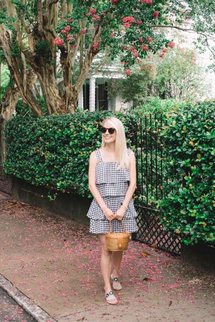 Gingham in Charleston on Rhyme & Reason