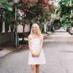 Little White Dress in Charleston