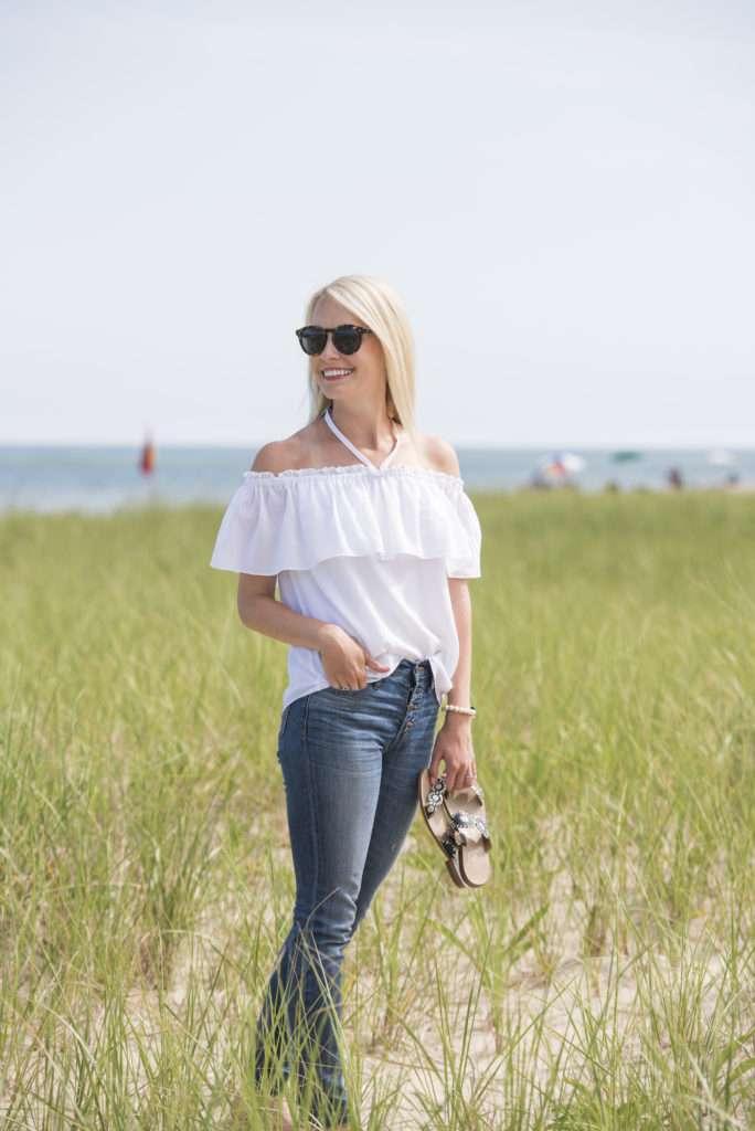 Nantucket Beach Day on Rhyme & Reason