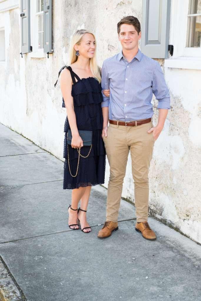 Date Night in Charleston on Rhyme & Reason