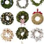 Holiday Decor: 12 Christmas Wreaths for a Festive Season