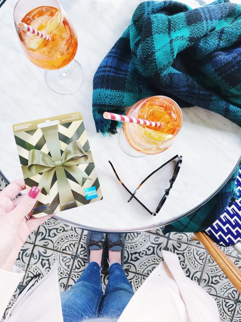 Holiday Thanks + A Black Friday Giveaway of a $100 Amex Gift Certificate