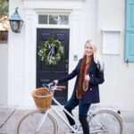 Christmas Bike Ride in Charleston