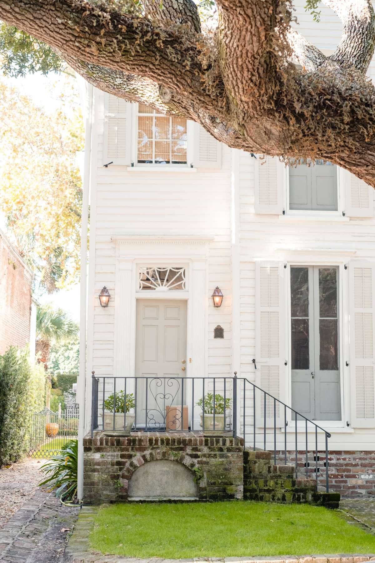 Charleston on a sunny day // Rhyme & Reason