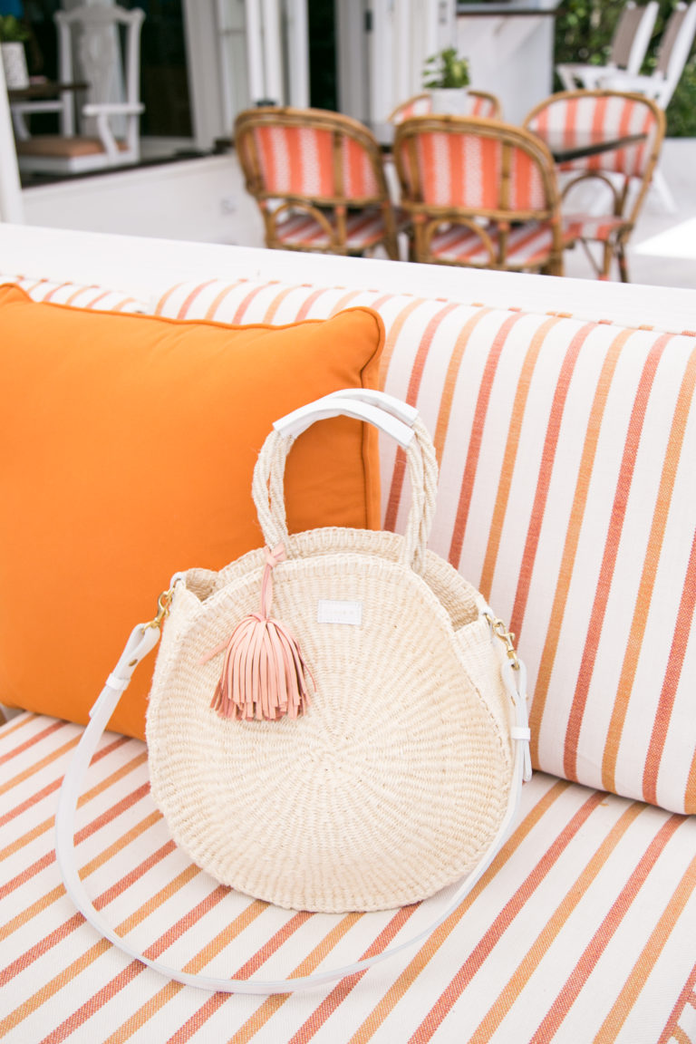 The best resort ready straw bags for spring 2018 // Rhyme & Reason
