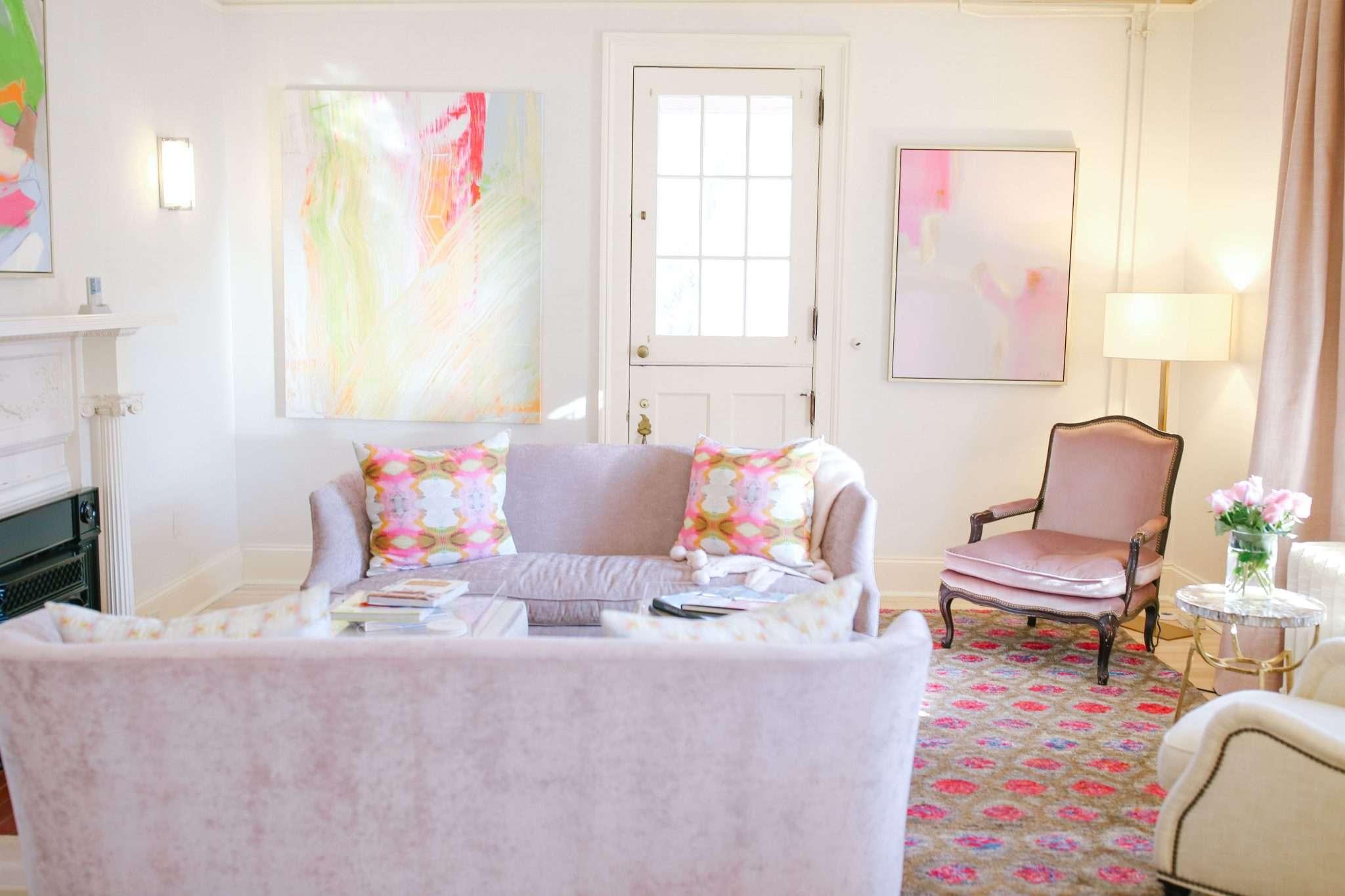 Luxury inn, 33 Main, by Annie Selke in the Berkshires // Rhyme & Reason