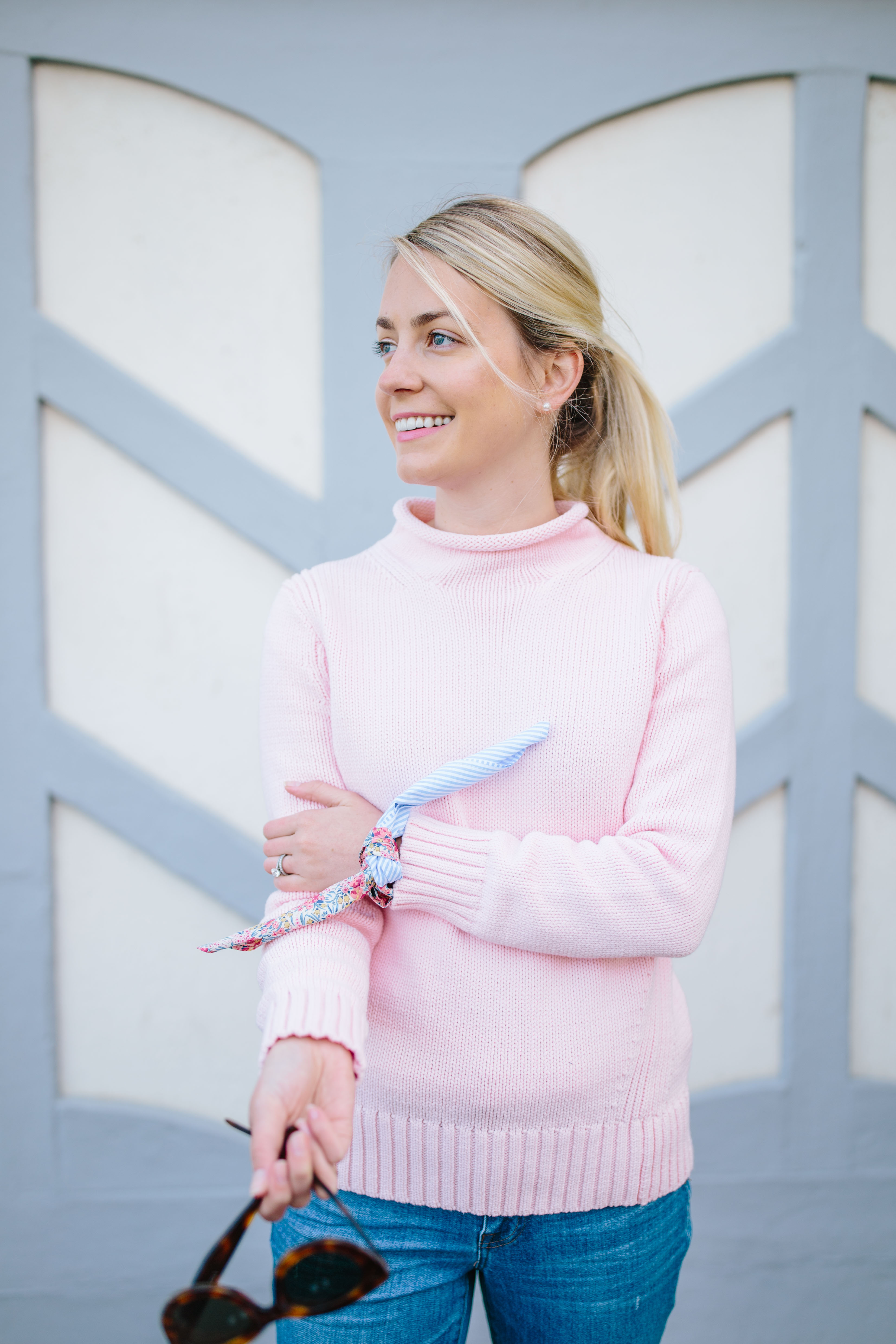 Jillian Attaway shares her favorite sweater for spring and reminds us all, J.Crew Always // Rhyme & Reason
