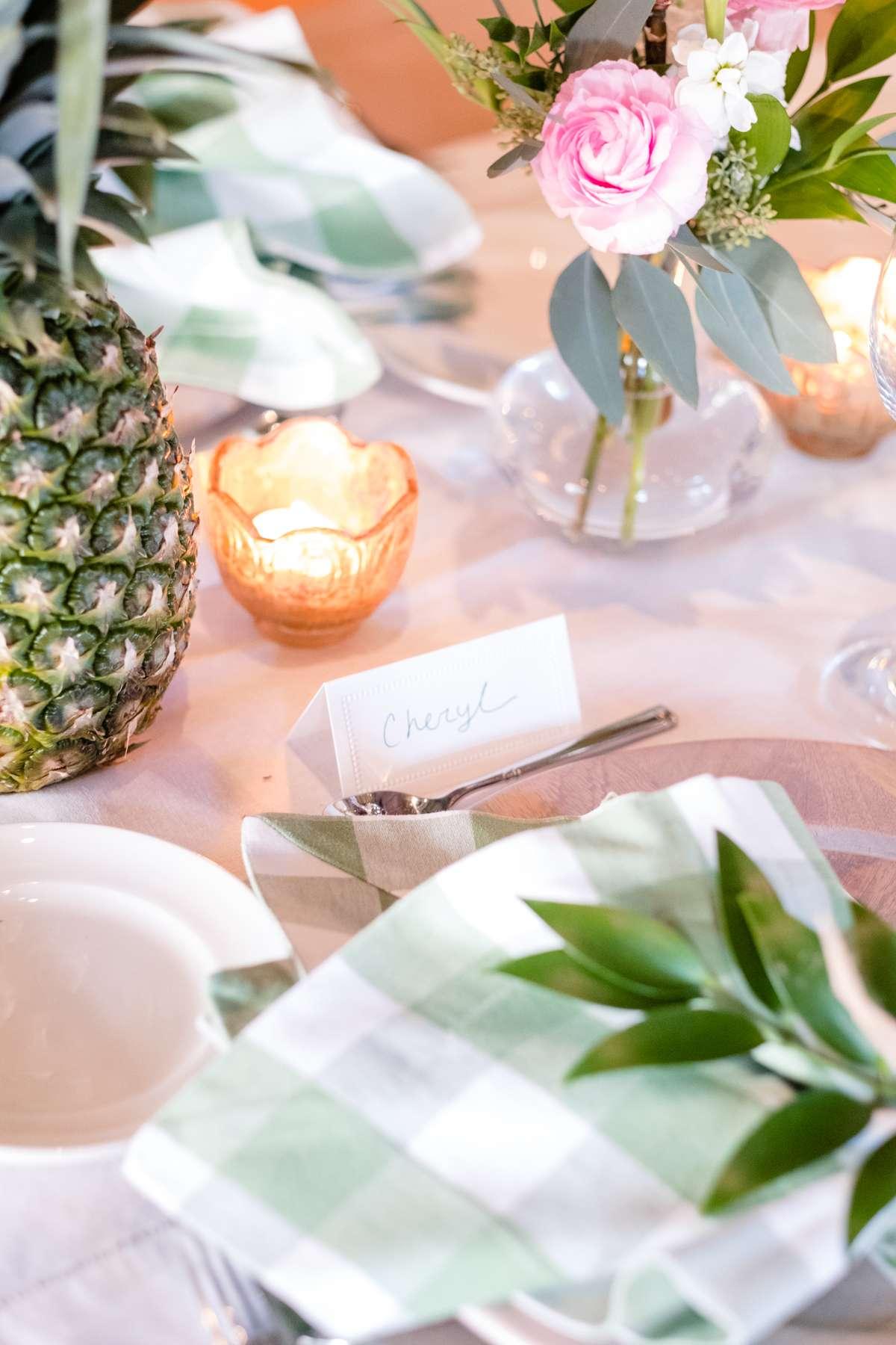 Jillian Attaway shares her Charleston bridal brunch at Cannon Green // Rhyme & Reason