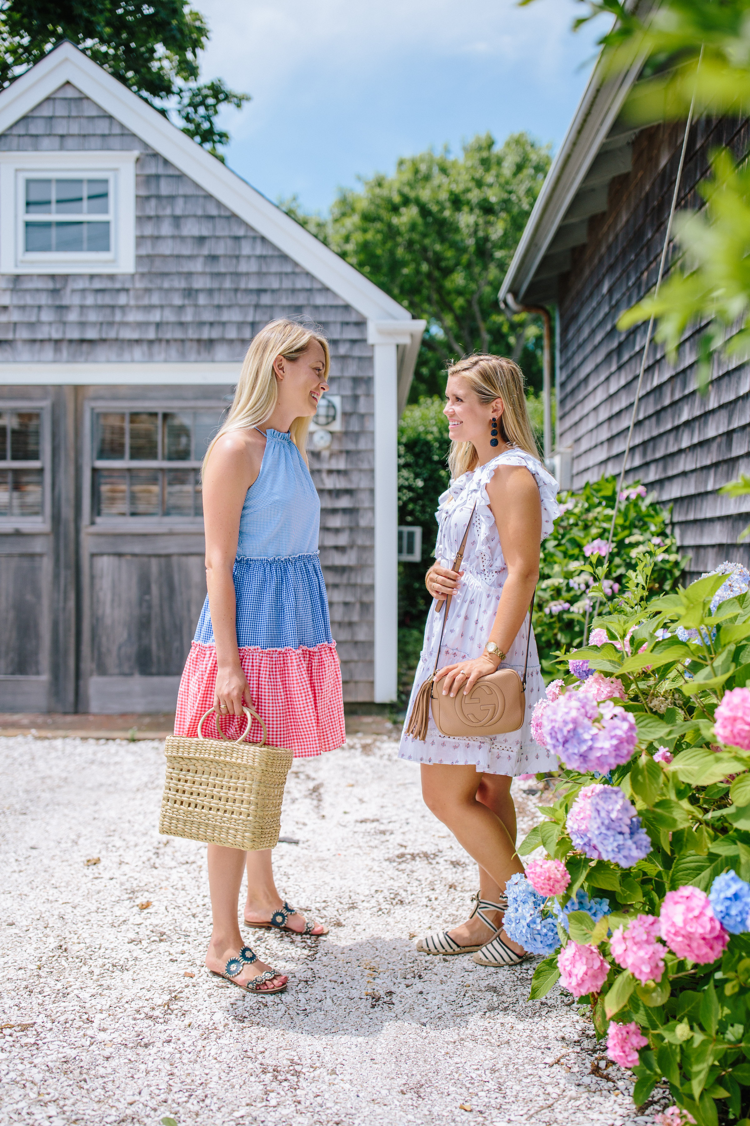 A Travel Guide for the Sconset neighborhood on Nantucket including what to do, what to wear, where to eat, and where to shop // Rhyme & Reason